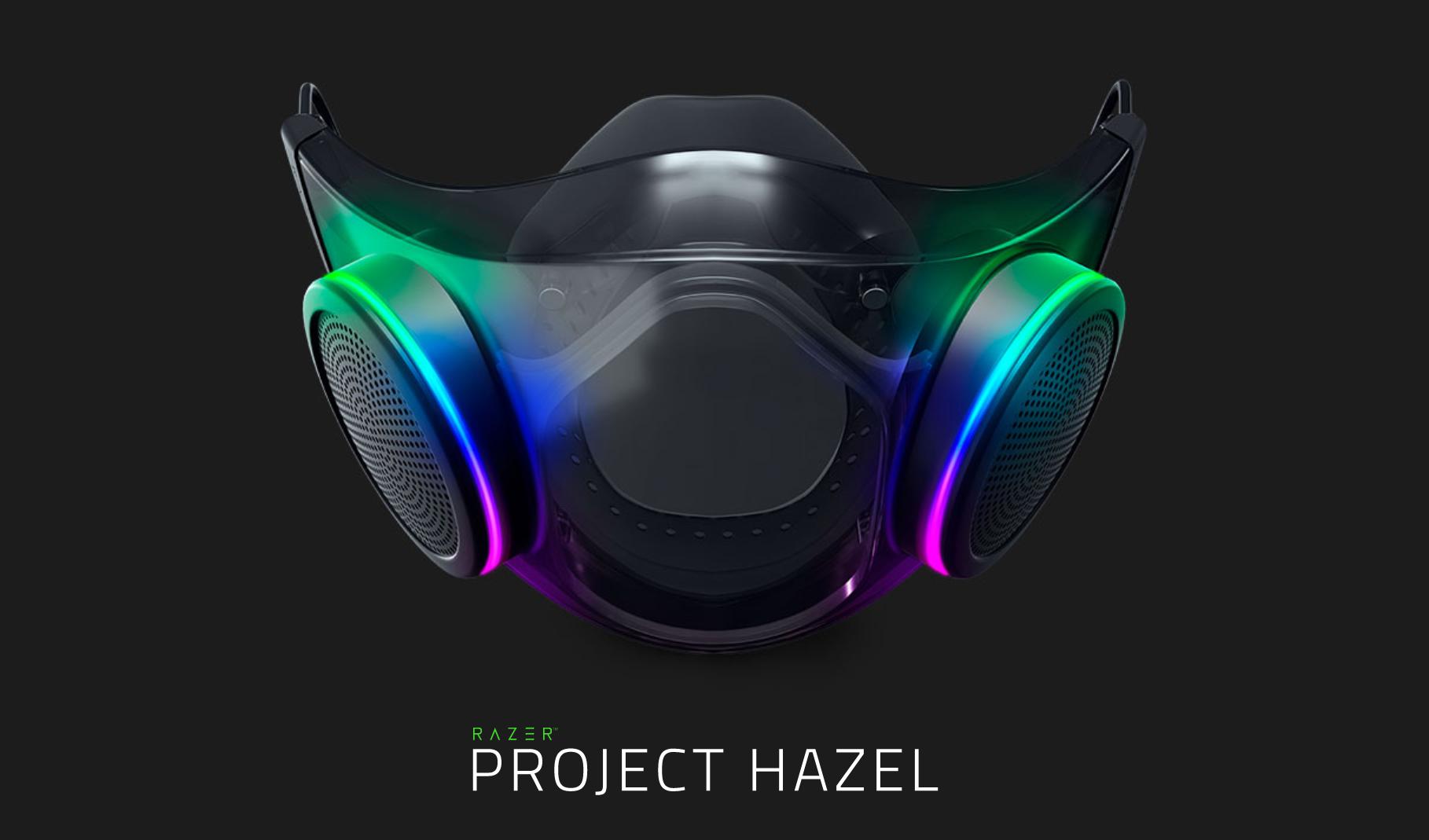 Razer Zephyr masks