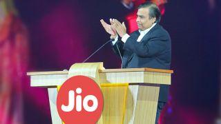 Reliance Jio CEO Mukesh Ambani