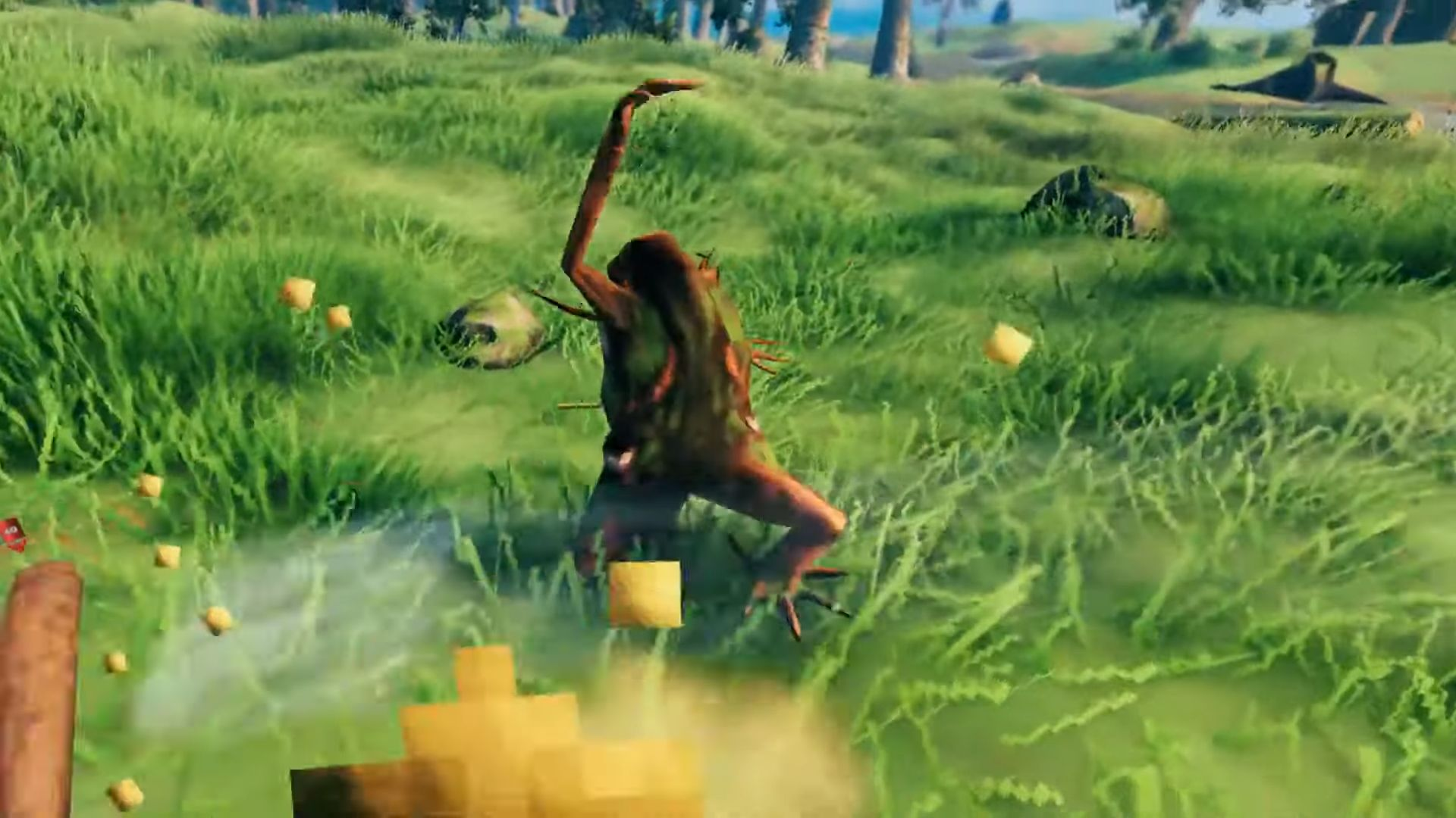 Valheim has a VR mod now