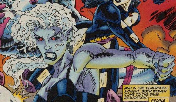 Copycat X-Men
