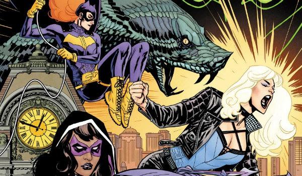 Birds of Prey DC Comics