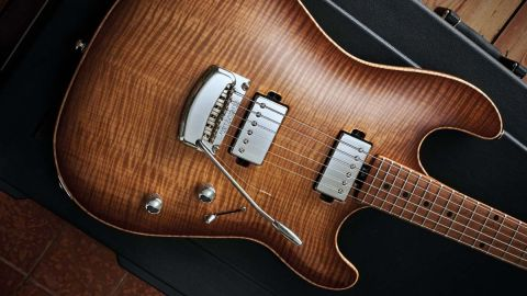 Ernie Ball Music Man Sabre review