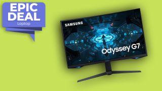 Samsung Odyssey G7 monitor