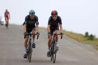 Geraint Thomas on stage 16 of the Tour de France
