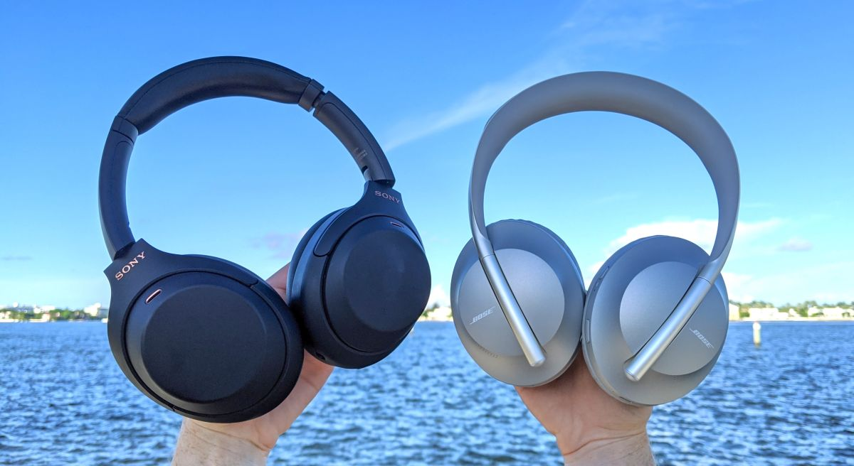 Bose 700 vs. Sony WH-1000xM4: Which noise-cancelling headphones are best?