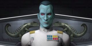 Grand Admiral Thrawn in Star Wars Rebels