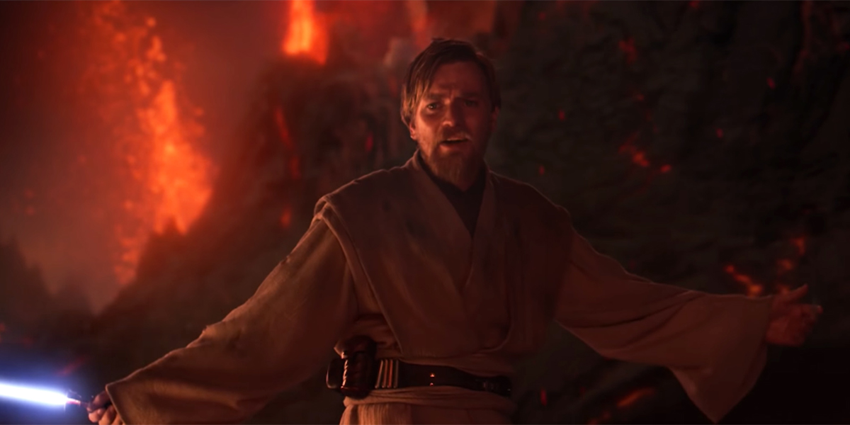 We Finally Know The Origin Of Star Wars: Revenge Of The Sith's Infamous 'High Ground' Line