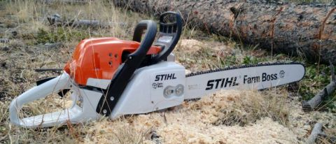 Stihl 271 Farm Boss Chainsaw review