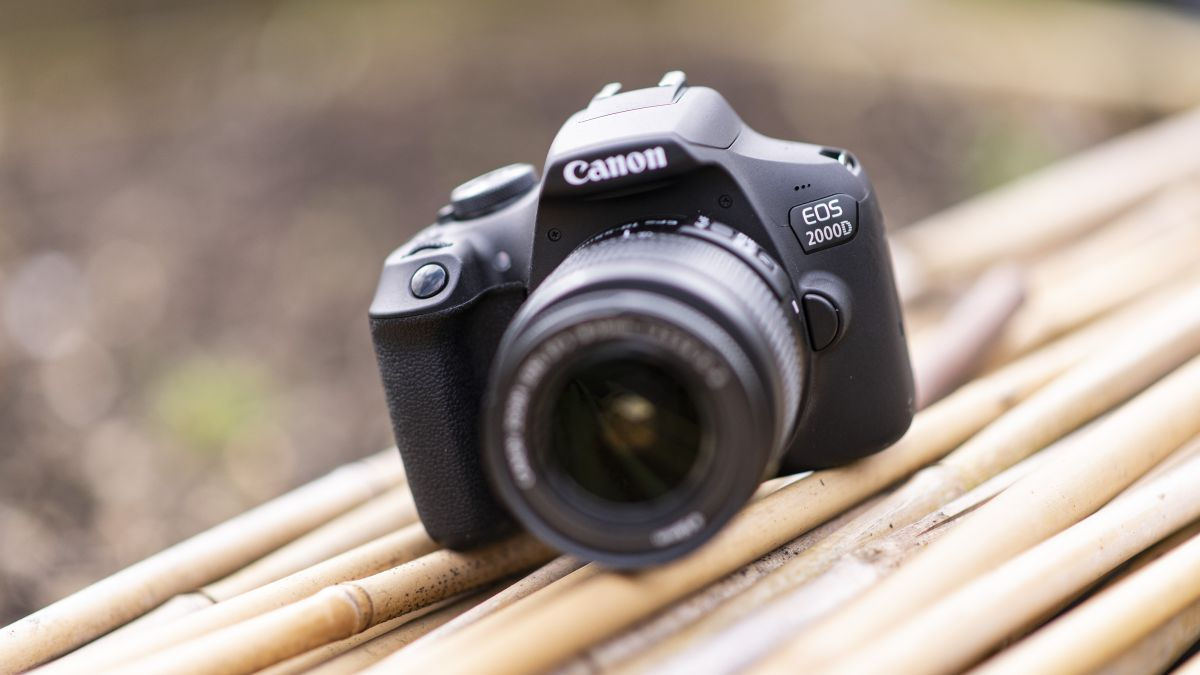 Canon EOS Rebel T7 / EOS 2000D review