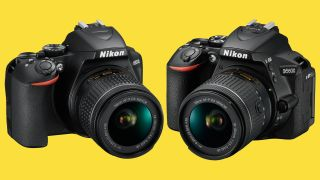 Nikon D3500 & D5600 are NOT discontinued (outside Japan, at least)