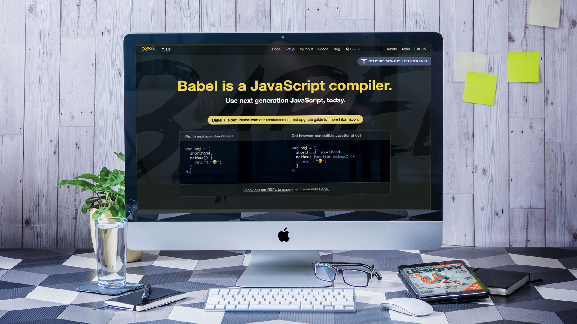 Get started with Babel 7 | Creative Bloq