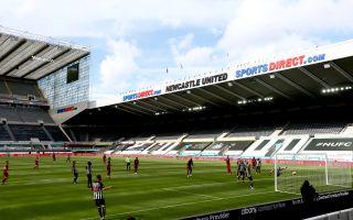 Newcastle United v Liverpool – Premier League – St James' Park