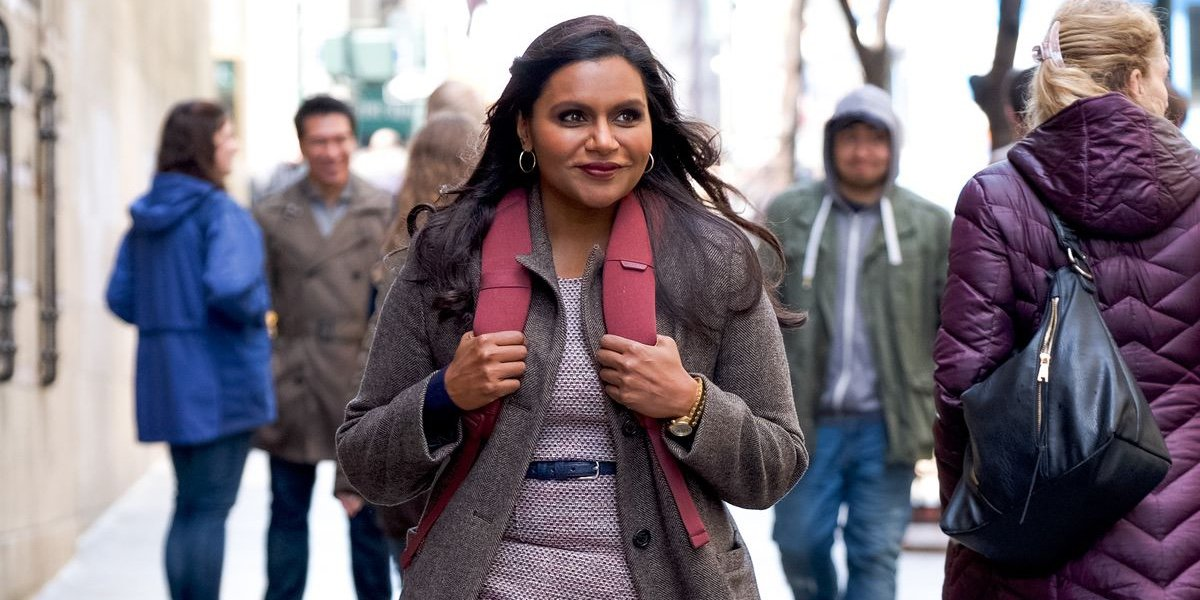 Mindy Kaling as Molly Patel in Late Night