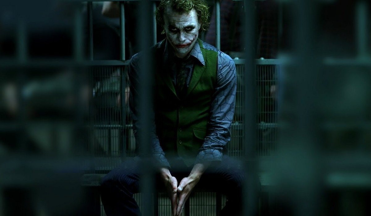Joker The Dark Knight Heath Ledger