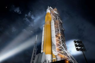 Space Launch System Design Review
