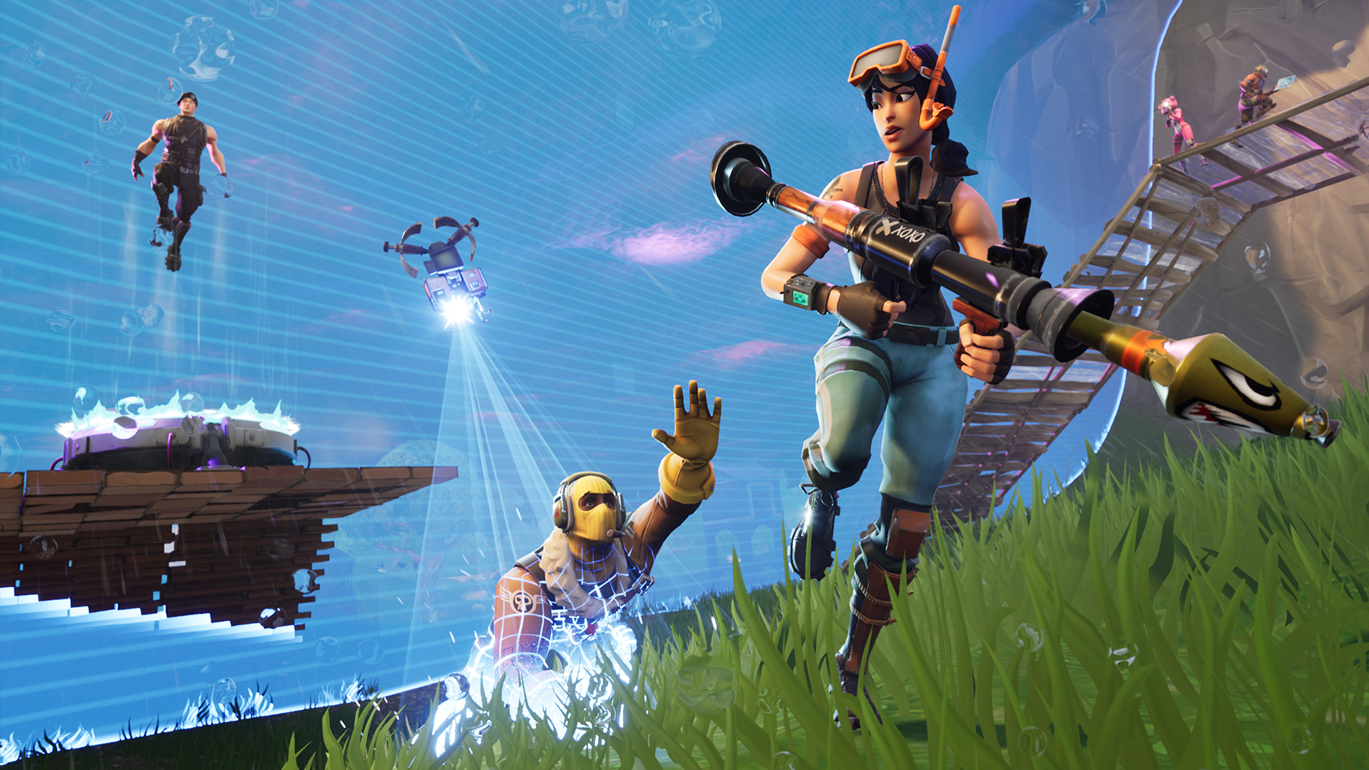 Fortnite Sound Not Working Pc fortnite: how to win without building | techradar