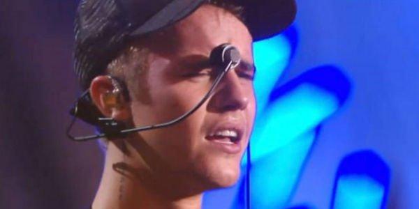 Justin Bieber VMAs 2015