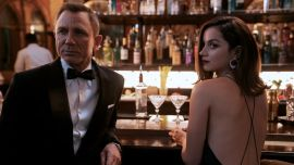 See A Dapper Daniel Craig, Billie Eilish And More Step Onto The No Time To Die Red Carpet For Splashy 007 Premiere