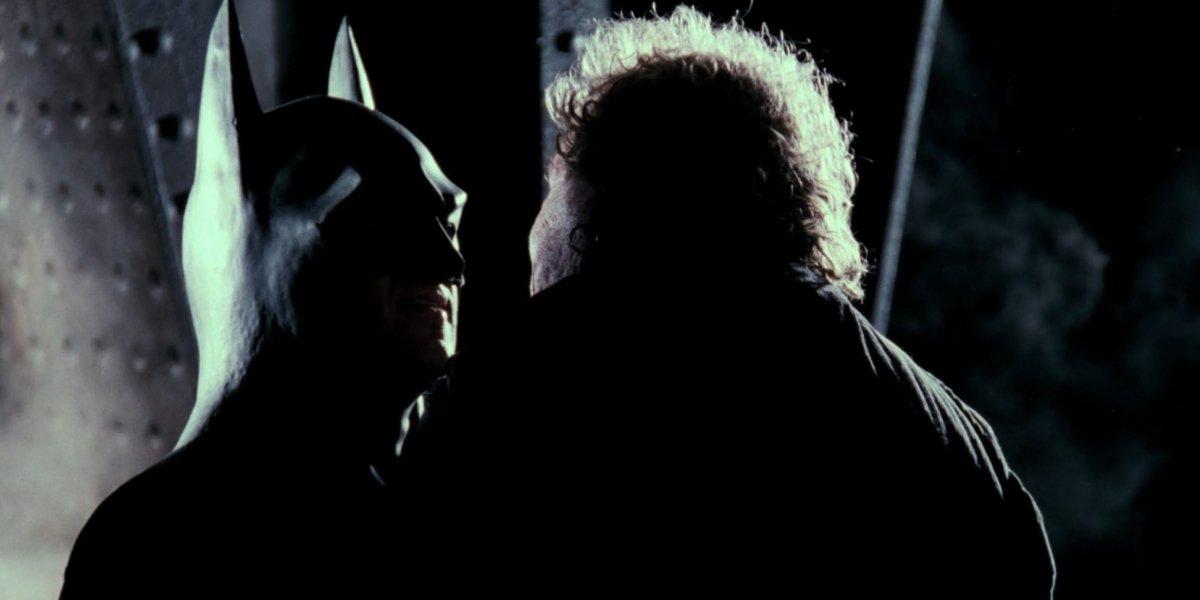 Michael Keaton says he is Batman in Batman