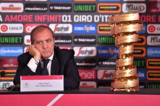 Giro d'Italia race director Mauro Vegni