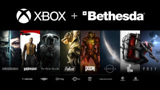 Bethesda and Xbox logos