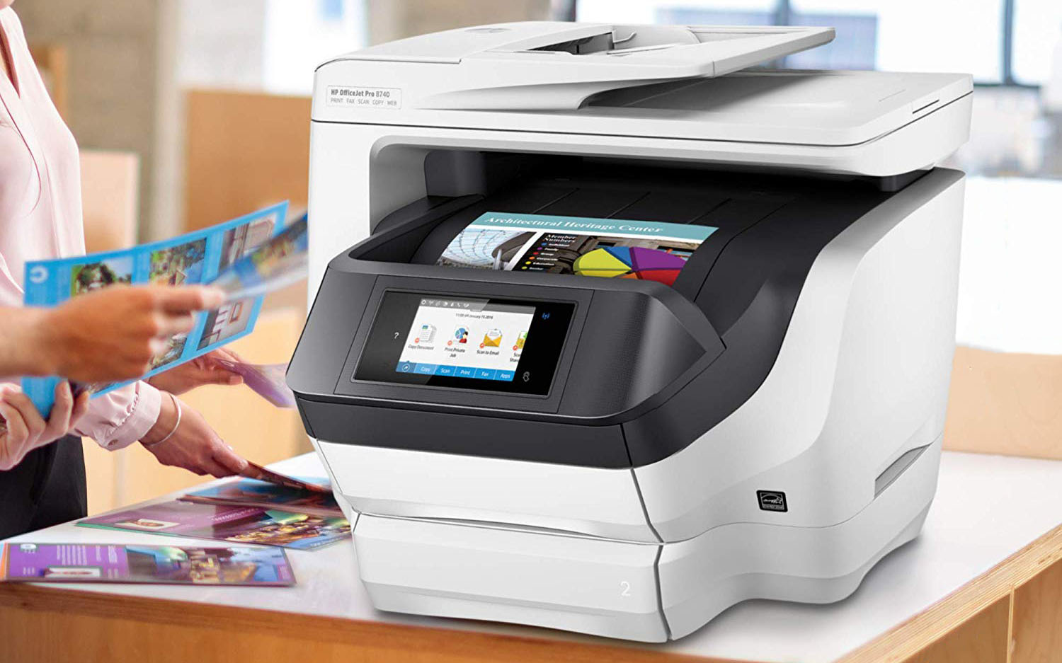 Awe Inspiring Best All In One Printers 2019 Wireless Printer Reviews Beutiful Home Inspiration Papxelindsey Bellcom