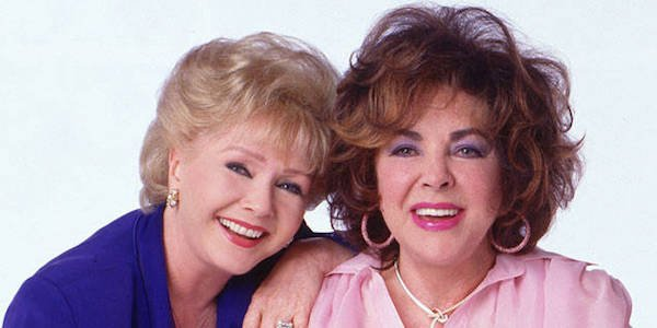 Debbie and Liz in a promo photo for