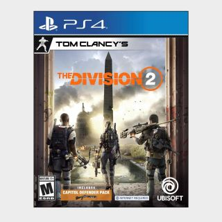 Quick: get The Division 2 on PS4 for just $20, before it sells out!