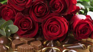 Valentine's Day discounts flowers
