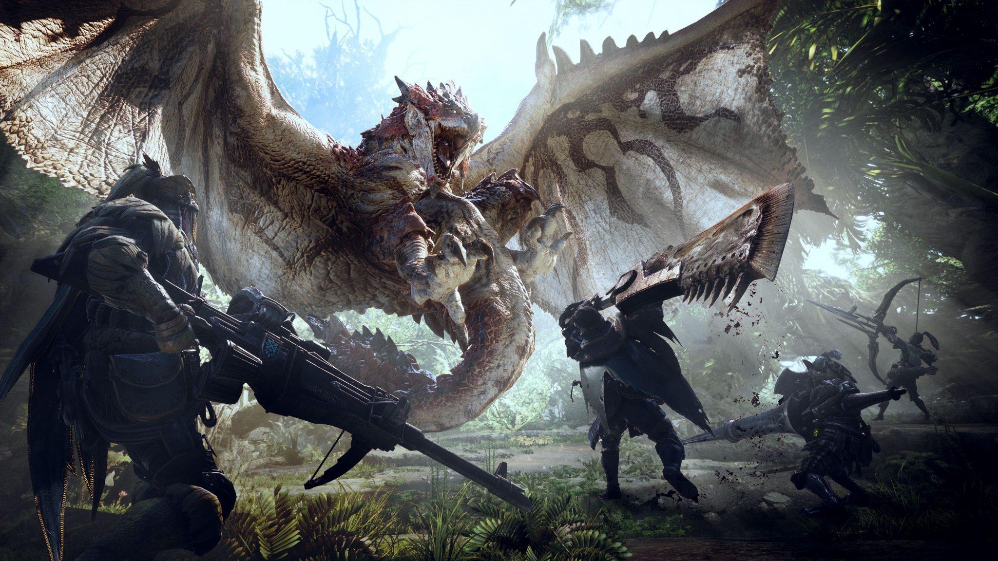Monster Hunter World weapons guide | PC Gamer