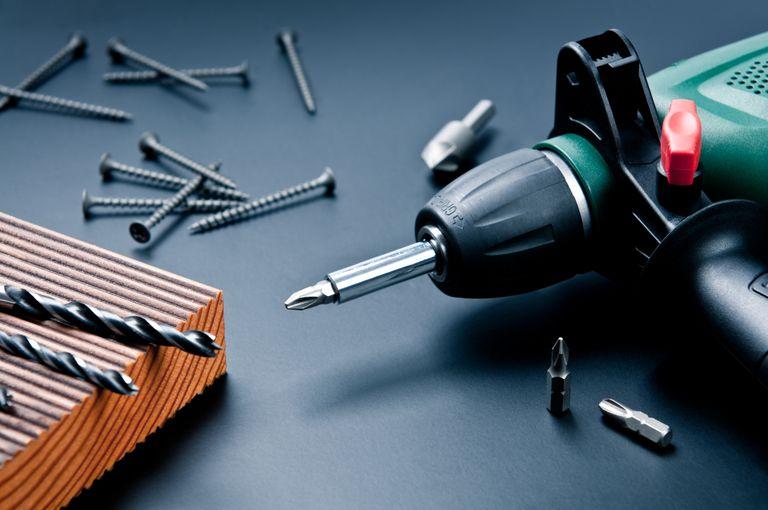 Power tools screwdriver
