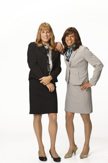 ABC 2012 Midseason Premiere: Work It #17531
