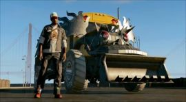 New Watch Dogs 2 DLC Will Introduce The School Bus From Hell