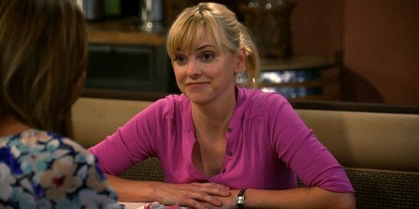 Anna Faris in  Mom