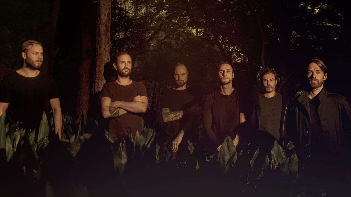 The Ocean team up with Katatonia singer Jonas Renkse for new song Jurassic Cretaceous
