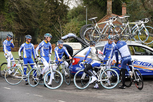 Raleigh team, Tour of DoonHame 2010
