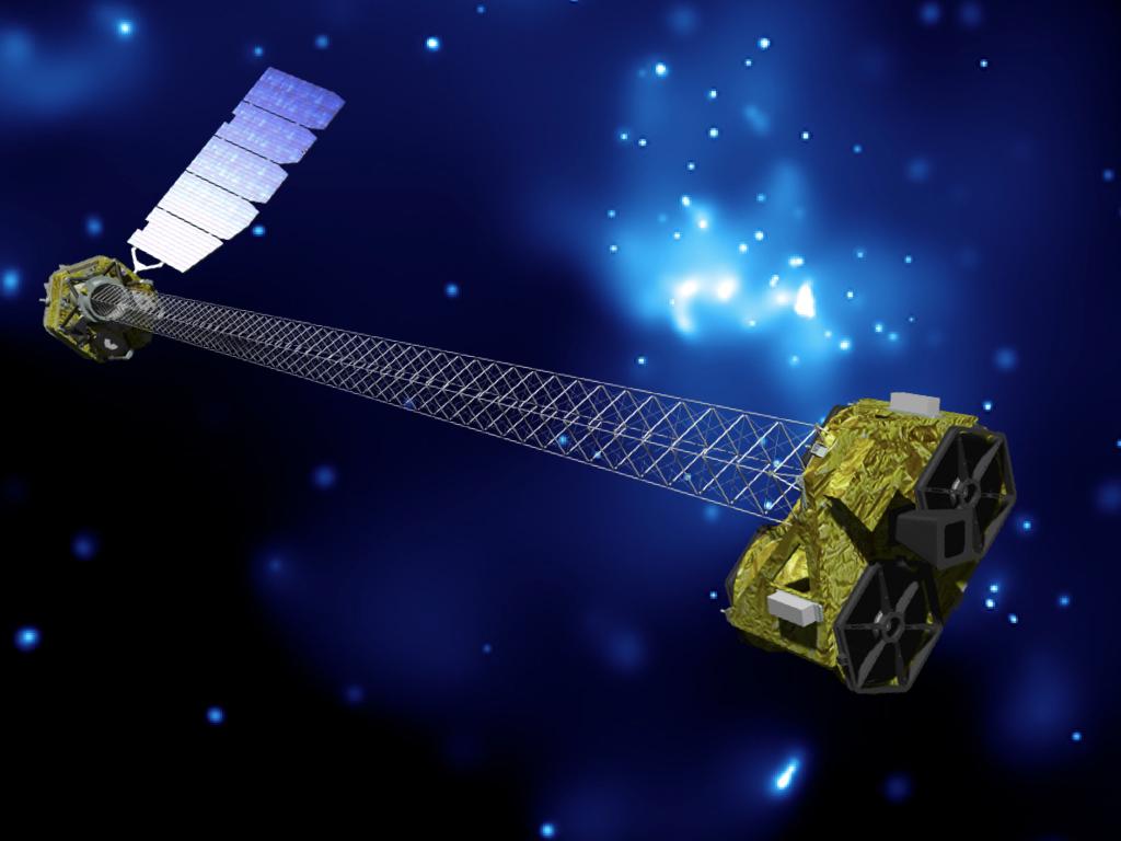 Nasa Plans Black Hole Finder Space