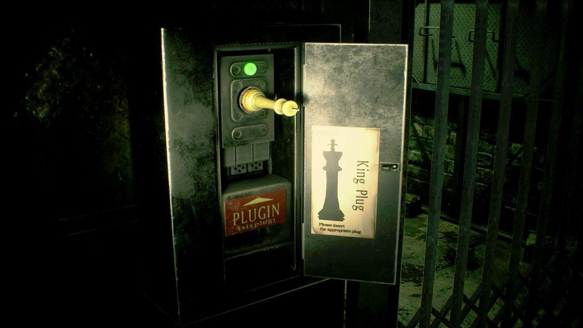 Resident Evil 2 Schach