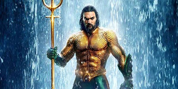Jason Momoa ad Aquaman
