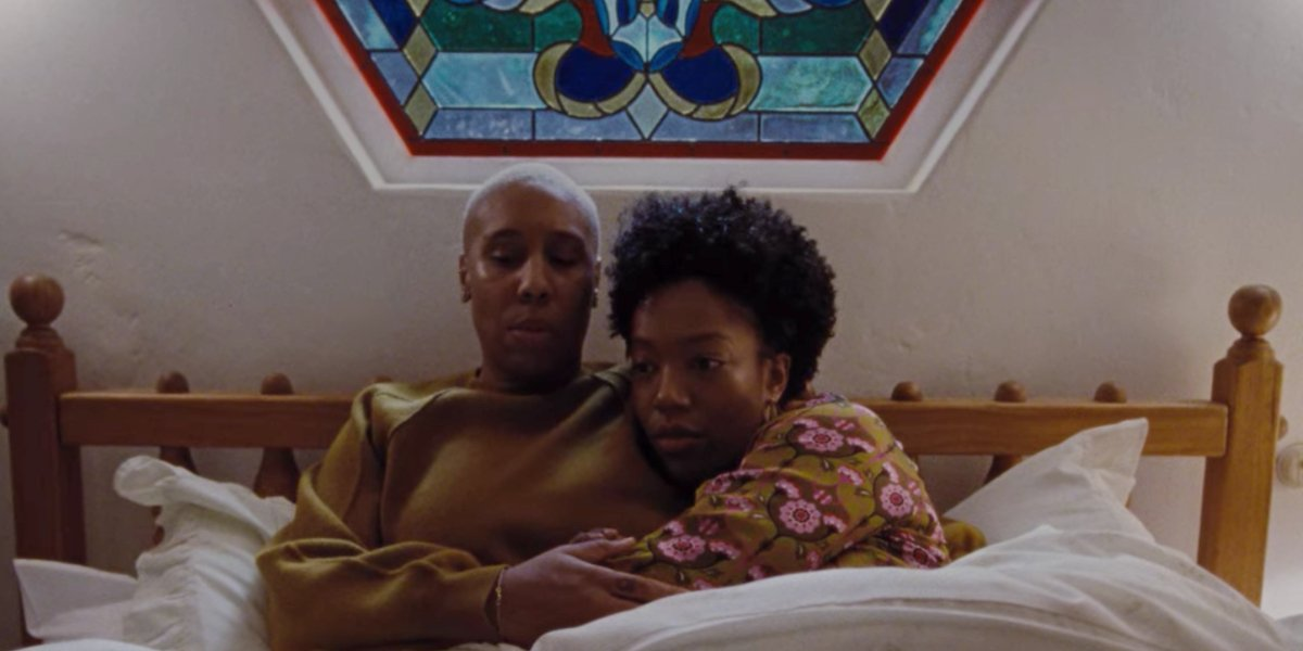Lena Waithe and Naomi Ackie on Master of None