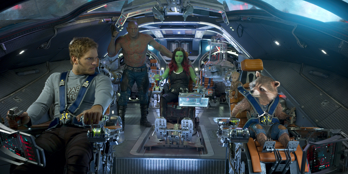 James Gunn Offers Exciting Update On Guardians Of The Galaxy Vol. 3