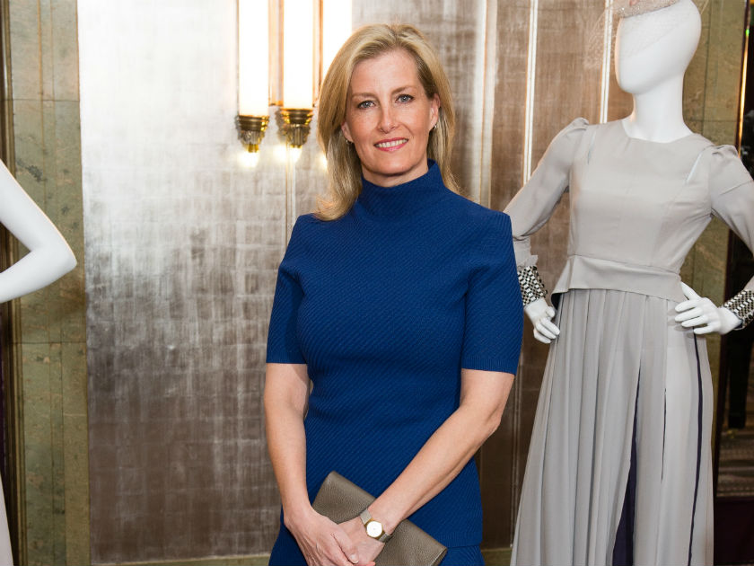 The Countess of Wessex is set to open ballet studio