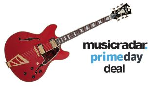 D'Angelico guitars Prime Day Deals