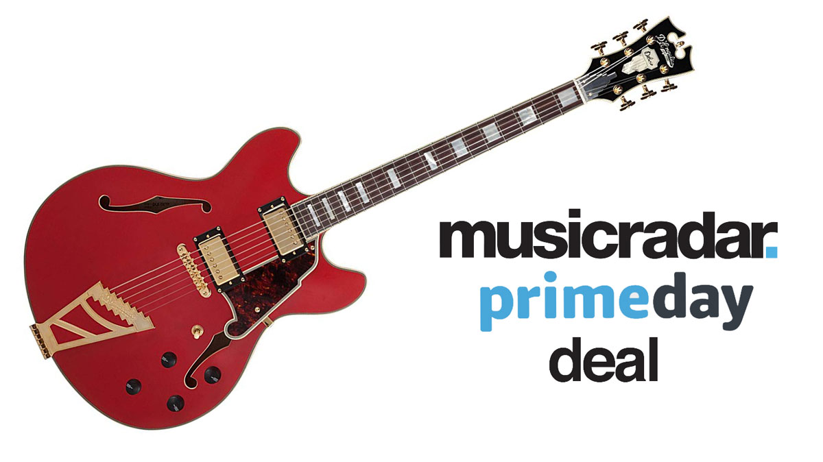 Prime Day deal: Get a whopping 30% off 106 D'Angelico electric and acoustic guitars | MusicRadar