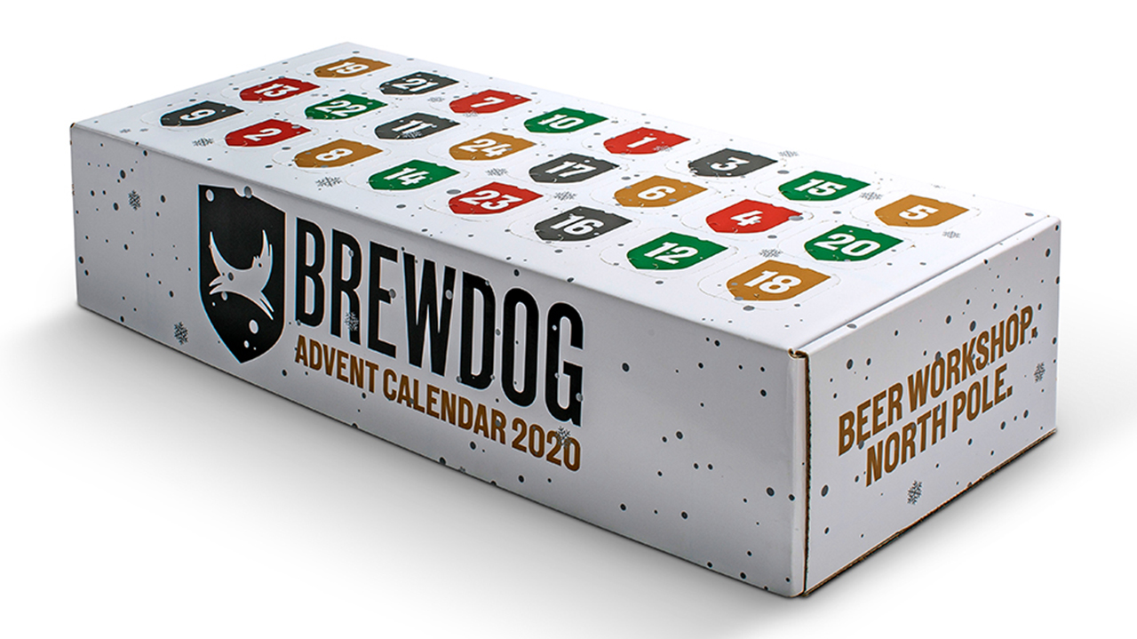 Countdown To Christmas With Brewdog S Epic Craft Beer Advent Calendar Louder