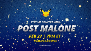 Pokémon Virtual Concert