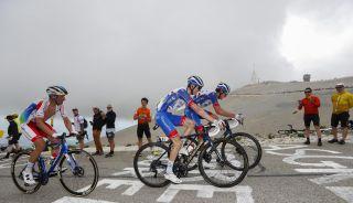 Tour de France 2021 108th Edition 11th stage Sorgues Malaucene 1989 km 07072021 David Gaudu FRA Groupama FDJ Tim Van WichelenCVBettiniPhoto2021