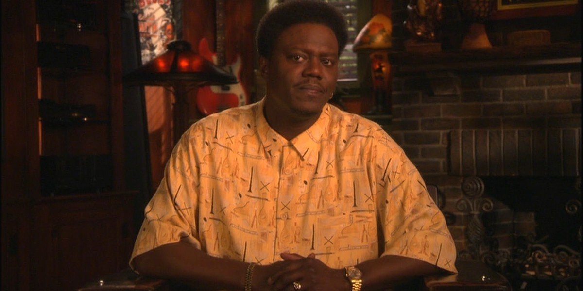 Bernie Mac in The Bernie Mac Show