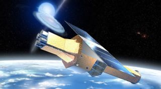 X-ray Astronomy Recovery Mission Hitomi spacecraft