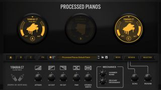 Reason Processed Pianos